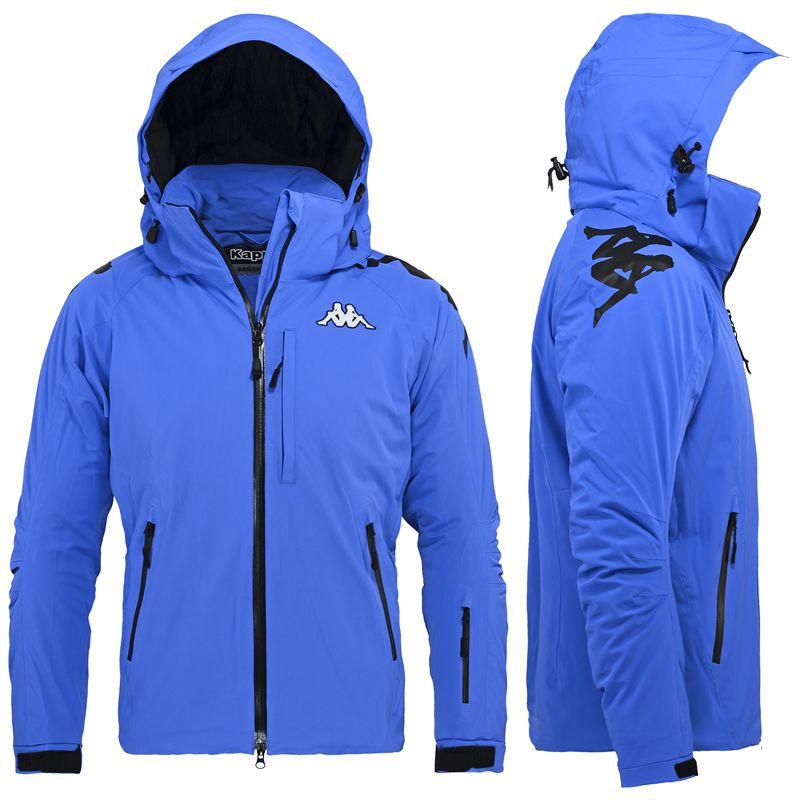 robe di kappa giacca sci