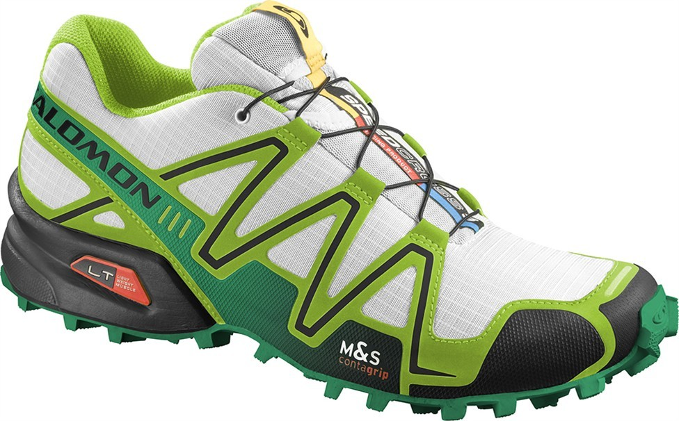 come calzano le salomon speedcross 3