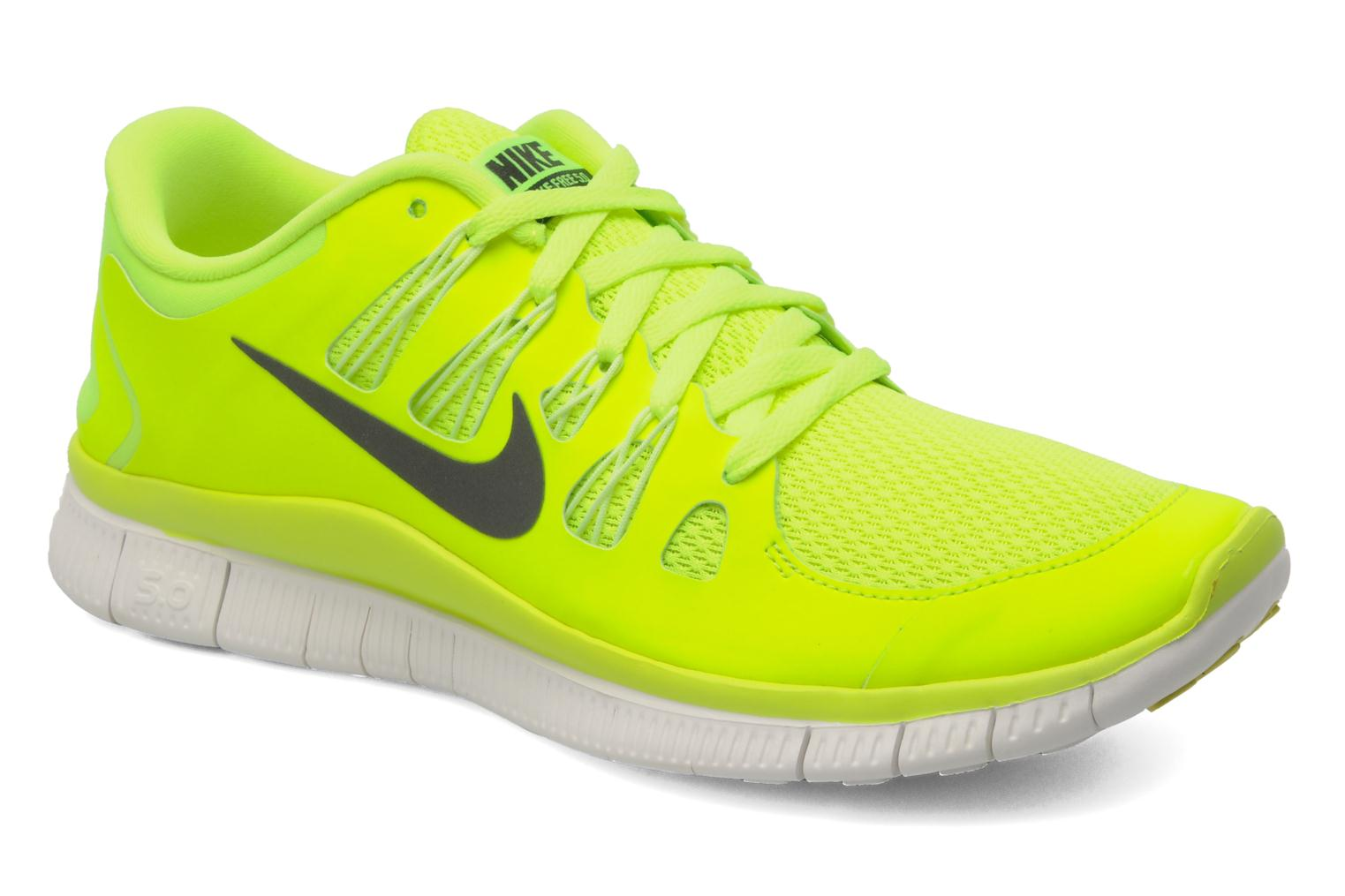 Nike Free Run 5.0 Giallo Fluo