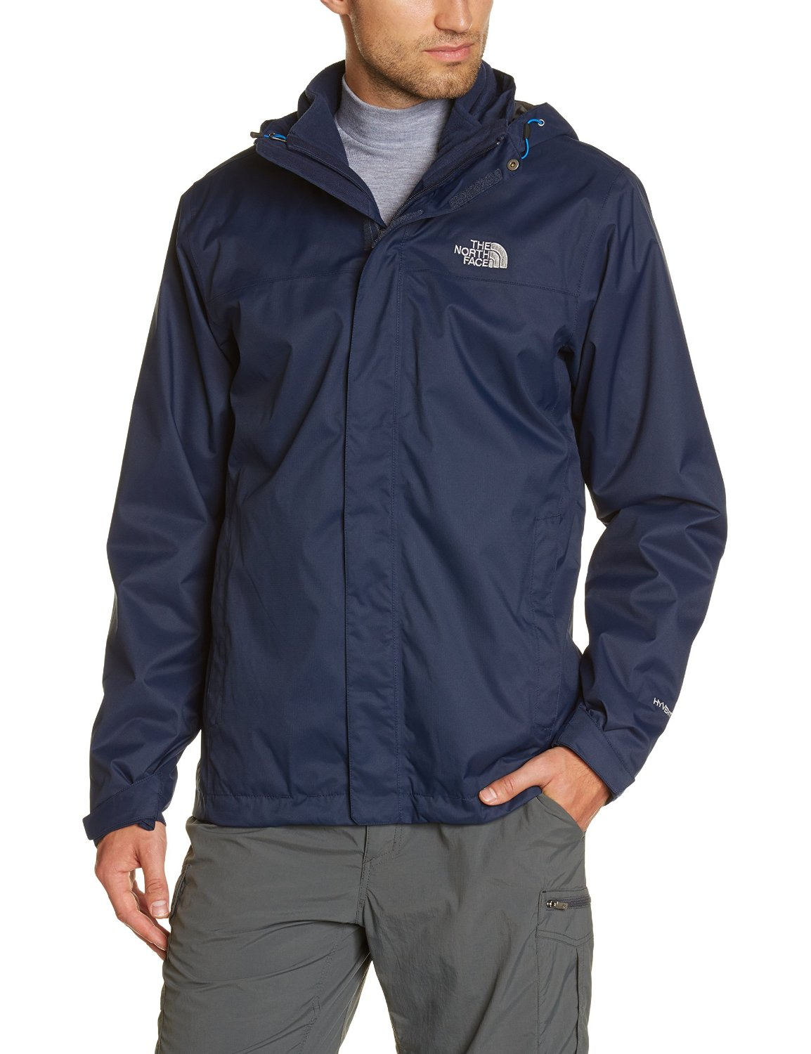 The North Face Evolve II Triclimate, Giacca Impermeabile Uomo