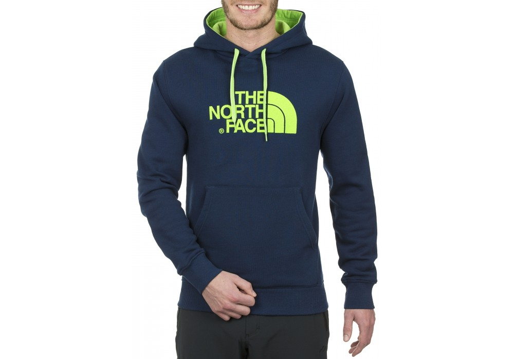 8d75ee972f THE NORTH FACE DREW PEAK FELPA CON CAPPUCCIO UOMO LEGGERA - Latini Sport