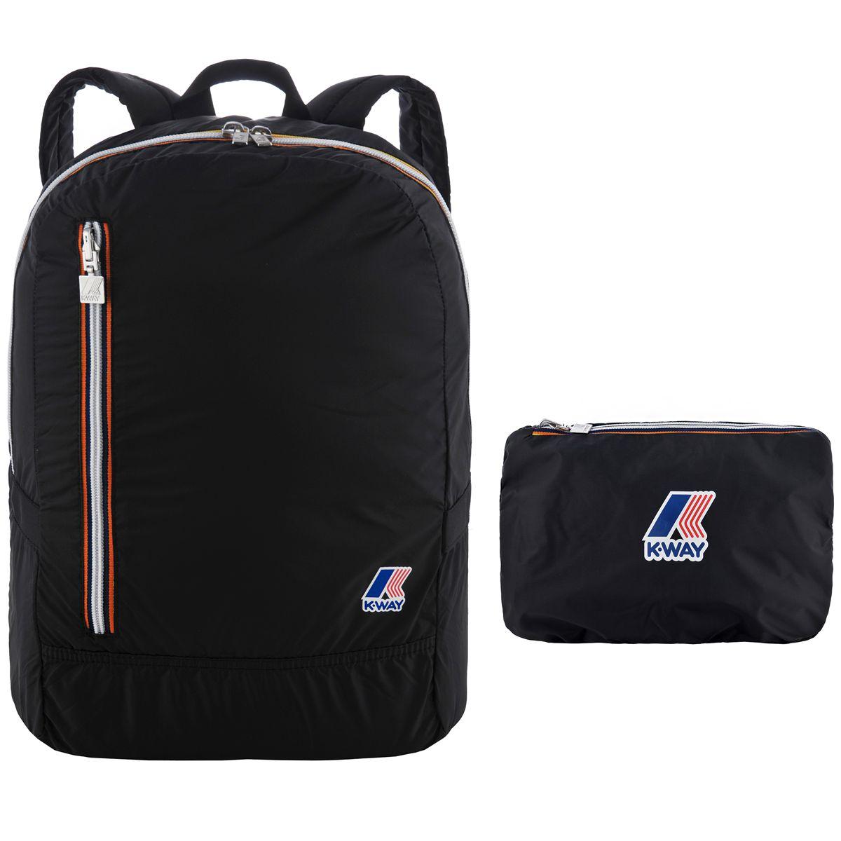 K way k pocket backpack zaino richiudibile latini sport for Interno k way