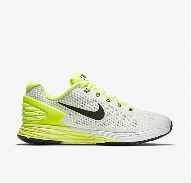 best authentic 791e3 6b497 ... purchase nike lunarglide 6 scarpa da running bambino biancogiallo  paglierinolime liquidonero 6541551011lrg 5b093 47ff3
