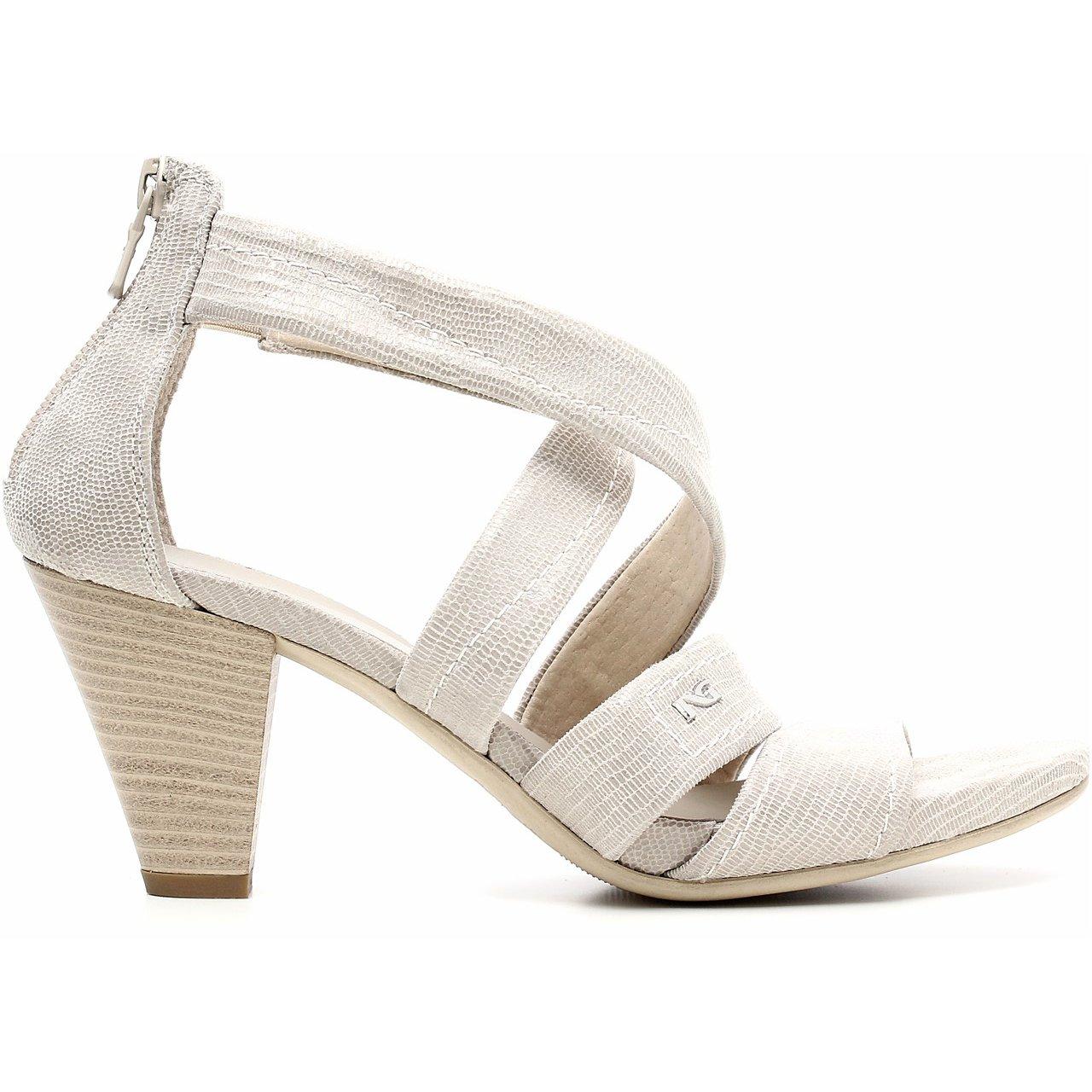Sandalo donna nuova collezione NeroGiardini P615552D