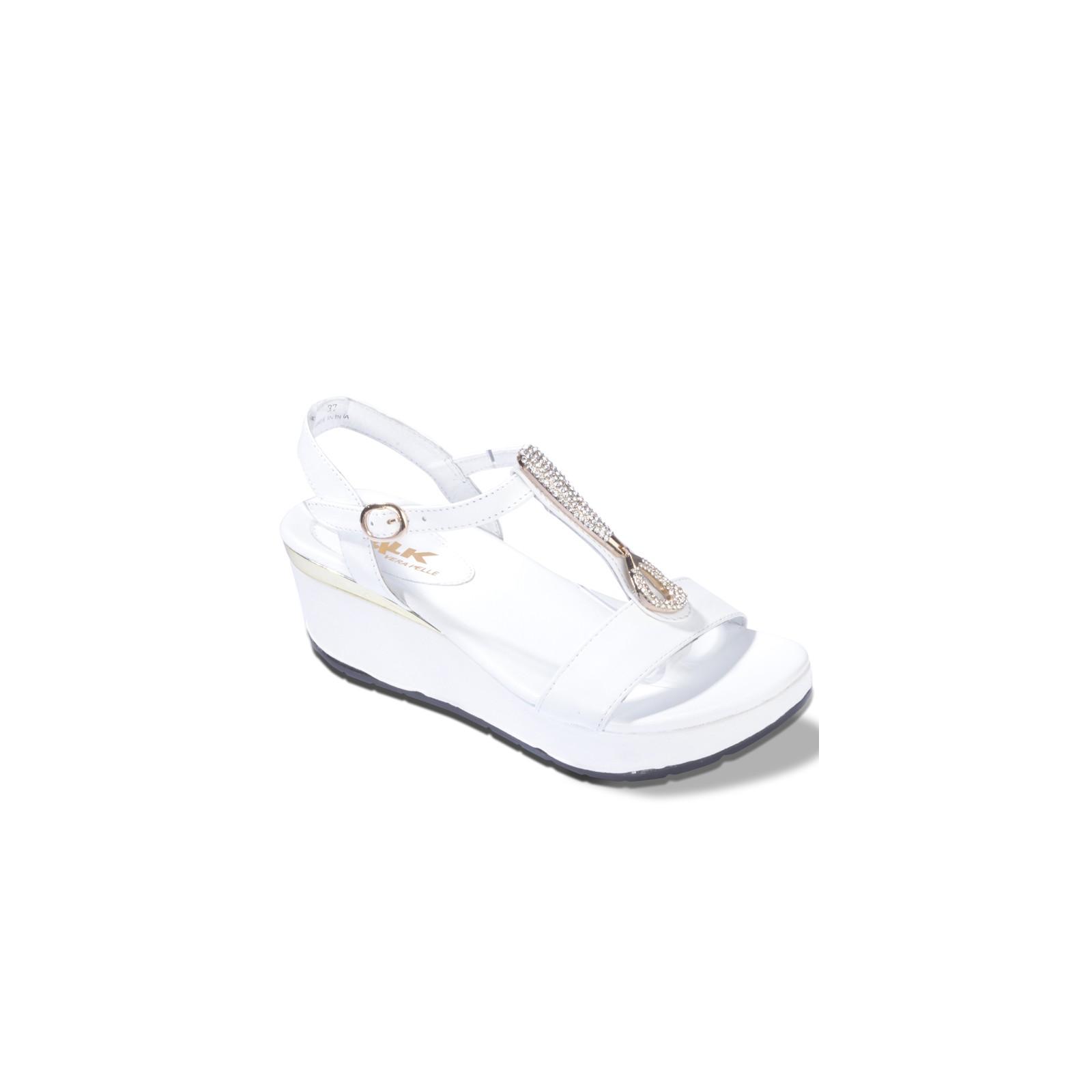 Sport Walk E Melluso Latini Sandalo Con K80043 Donna Zeppa Brillanti hrQsdCt