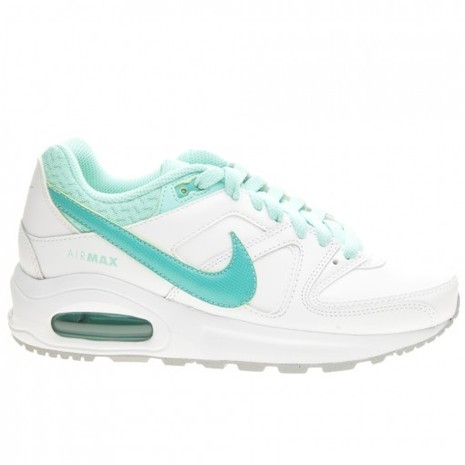 Nike Air Max Command Flex LTR GS Scarpa bianco turchese