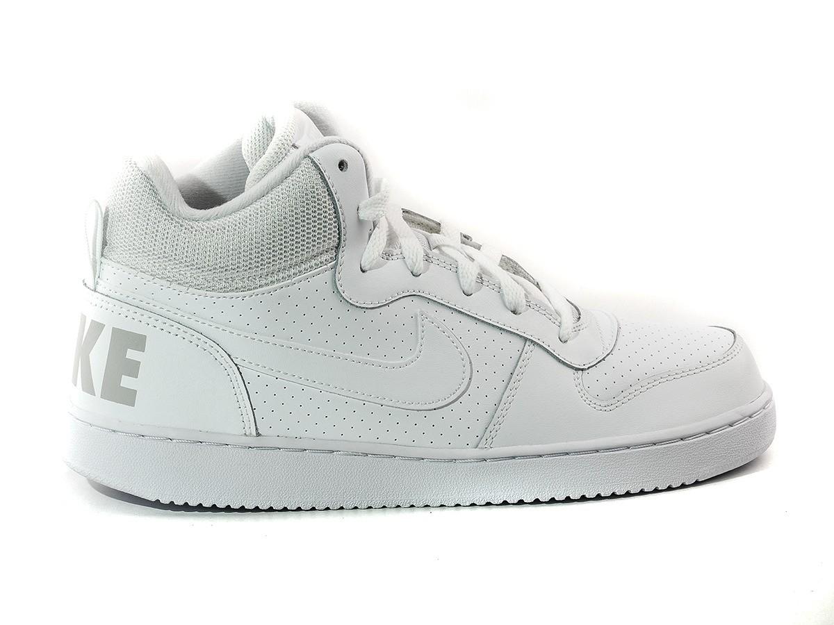 Nike Sport Sneaker Ragazzo Court Latini 839977 Mid gs 100 Borough paxpWrwqgf