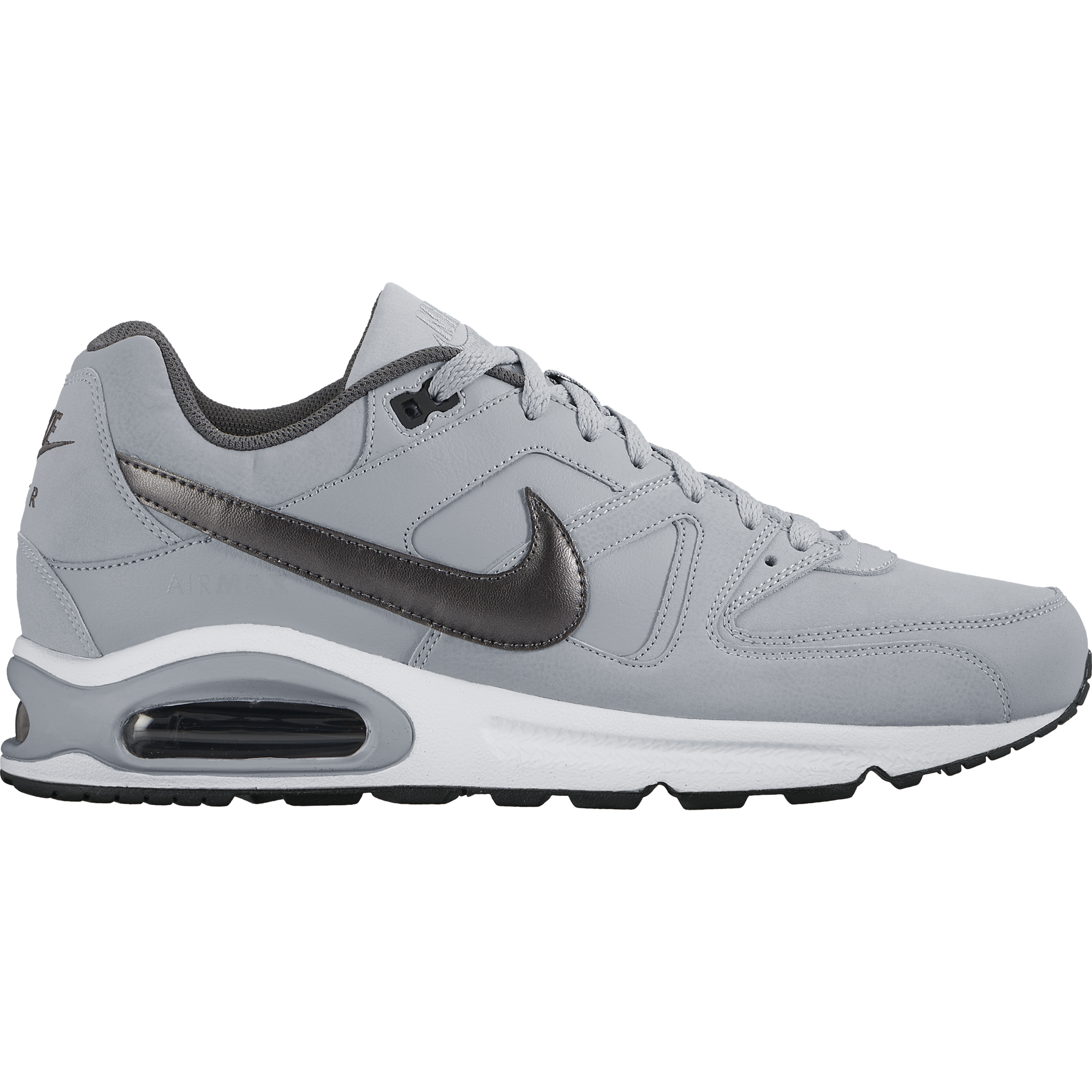 new product a6ac4 45895 NIKE AIR MAX COMMAND LEATHER - SNEAKER UOMO 749760-012 - Latini Sport