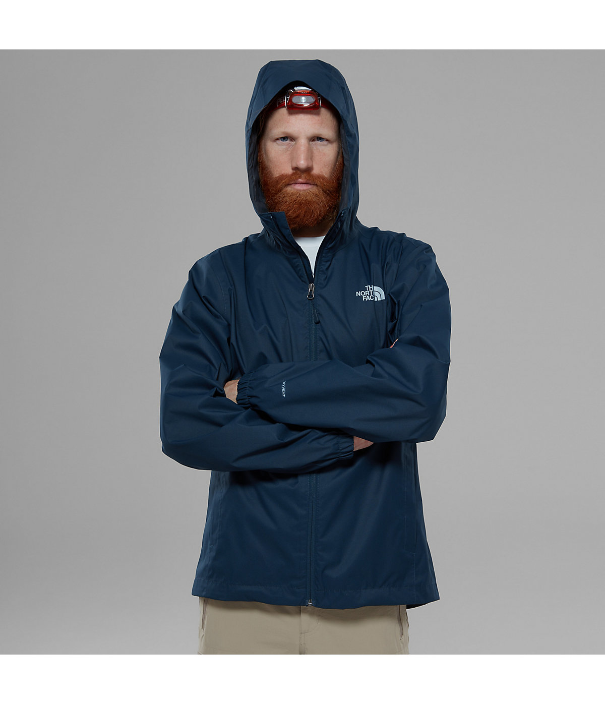The north face. THE NORTH FACE QUEST JACKET – GIACCA UOMO BLU c736f5d720f9