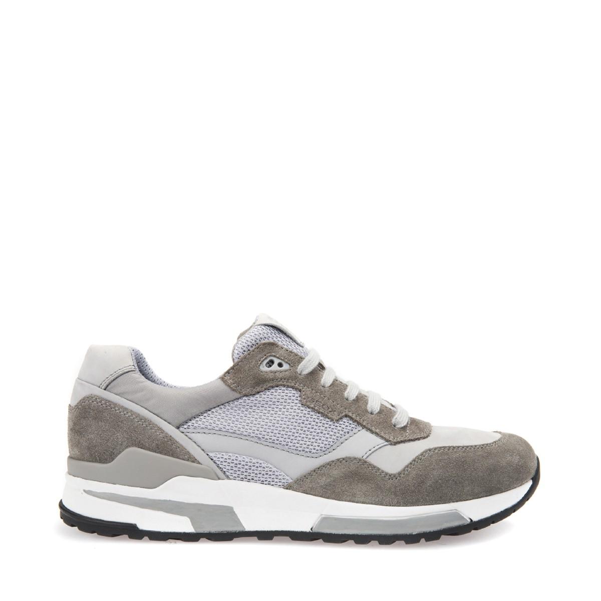 Sneaker GEOX U GOOMTER Color Grigio