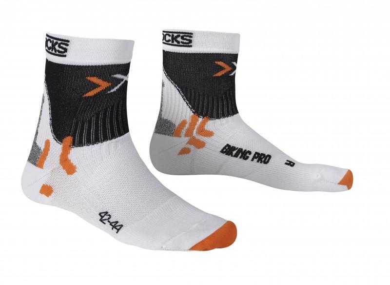 X-Socks X Biking PRO Calze da Ciclismo