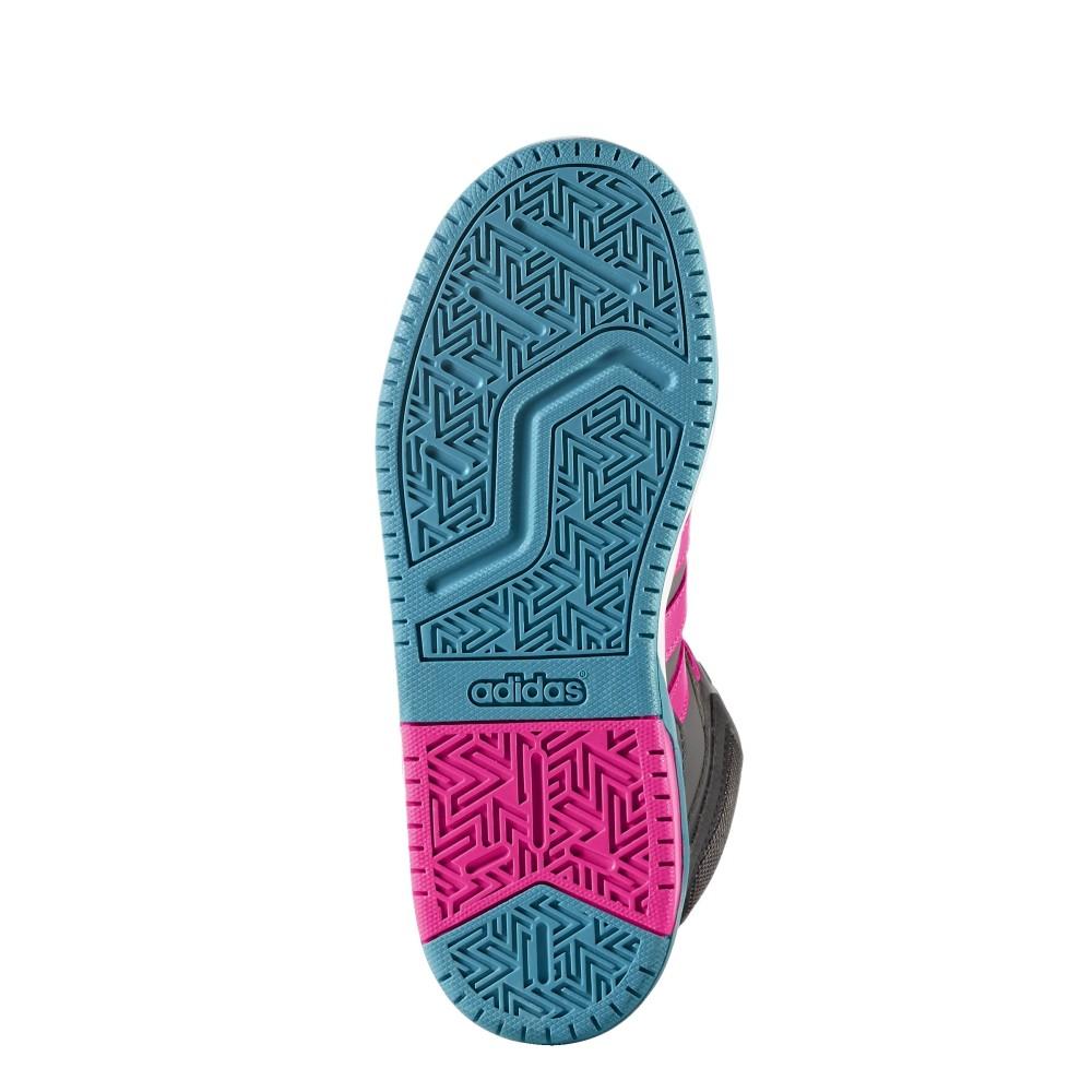 Alte Fucsia Enfant Neo Bambine Bb9tis Adidas Chaussure Bb9958 Grigio b7gvf6YIy