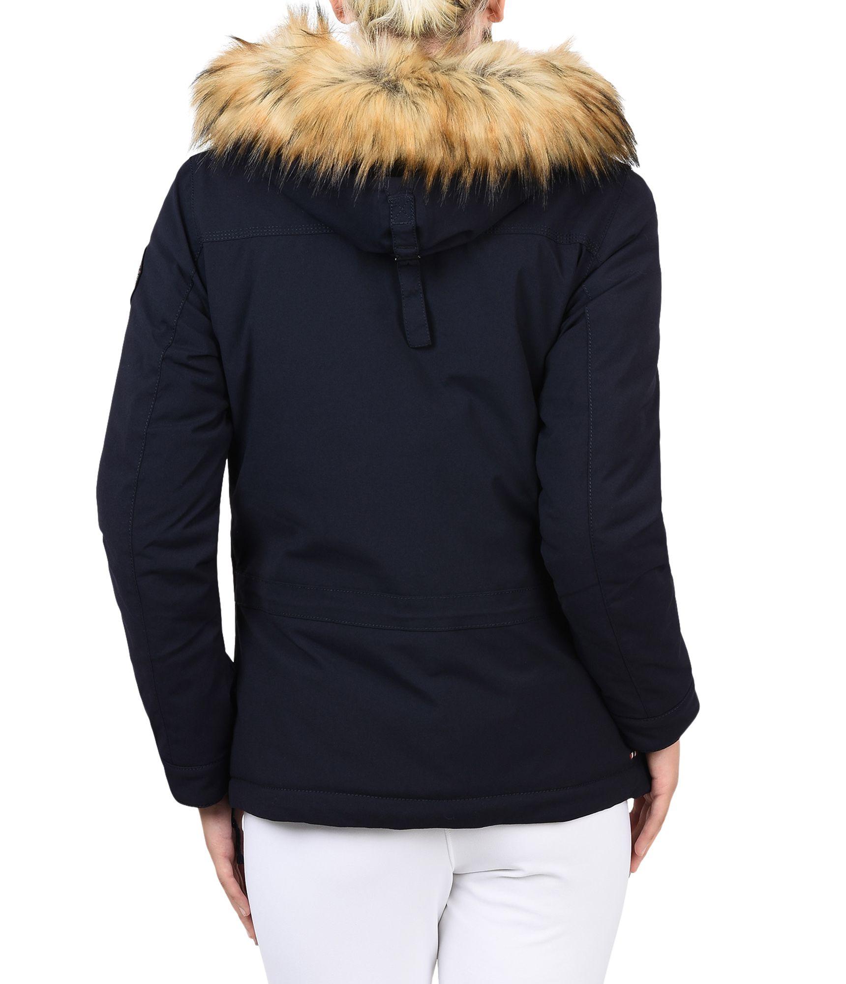 Napapijri Donna 1 Invernale Eco Skidoo Fur Latini Giacca RXrRq8z