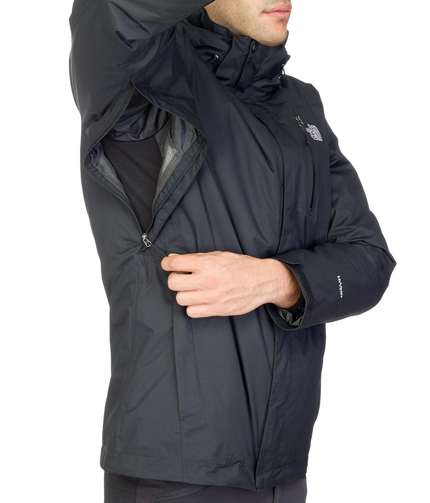 ... mens evolution ii triclimate jacket simplyhike 9e6b1 b594c  inexpensive the  north face solaris triclimate giacca uomo 3 in 1 latini sport 7e465 a992c 1e5c3f1bd999