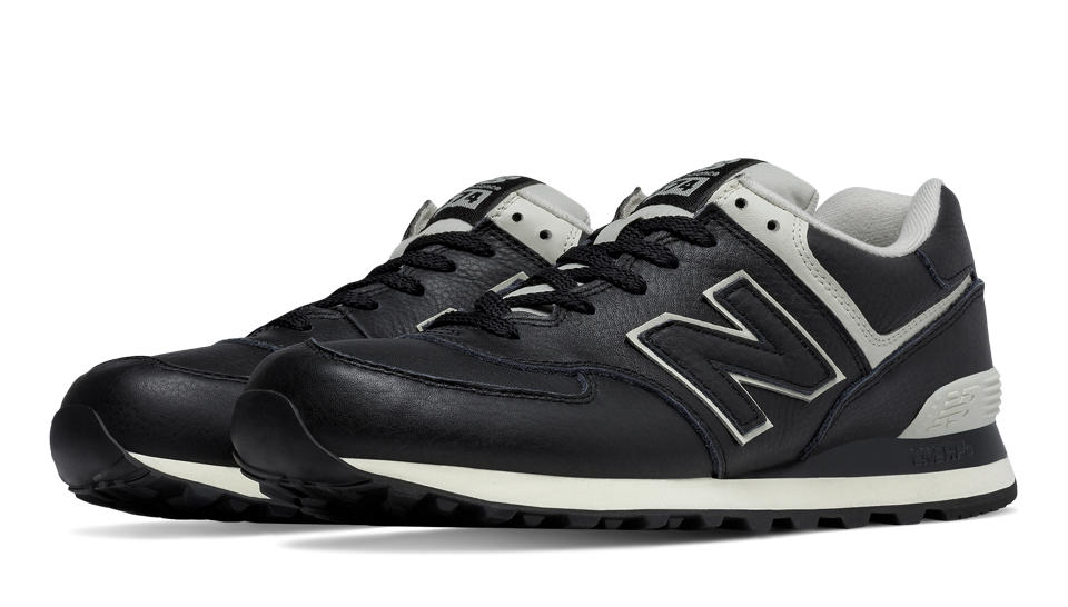Alta qualit New Balance ML574LUC Leather Zapatillas