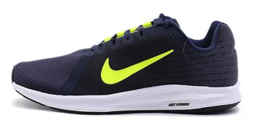 Nike Downshifter 8 Navy Obsidian Volt 908984 007 - Latini Sport bf19786f1c8