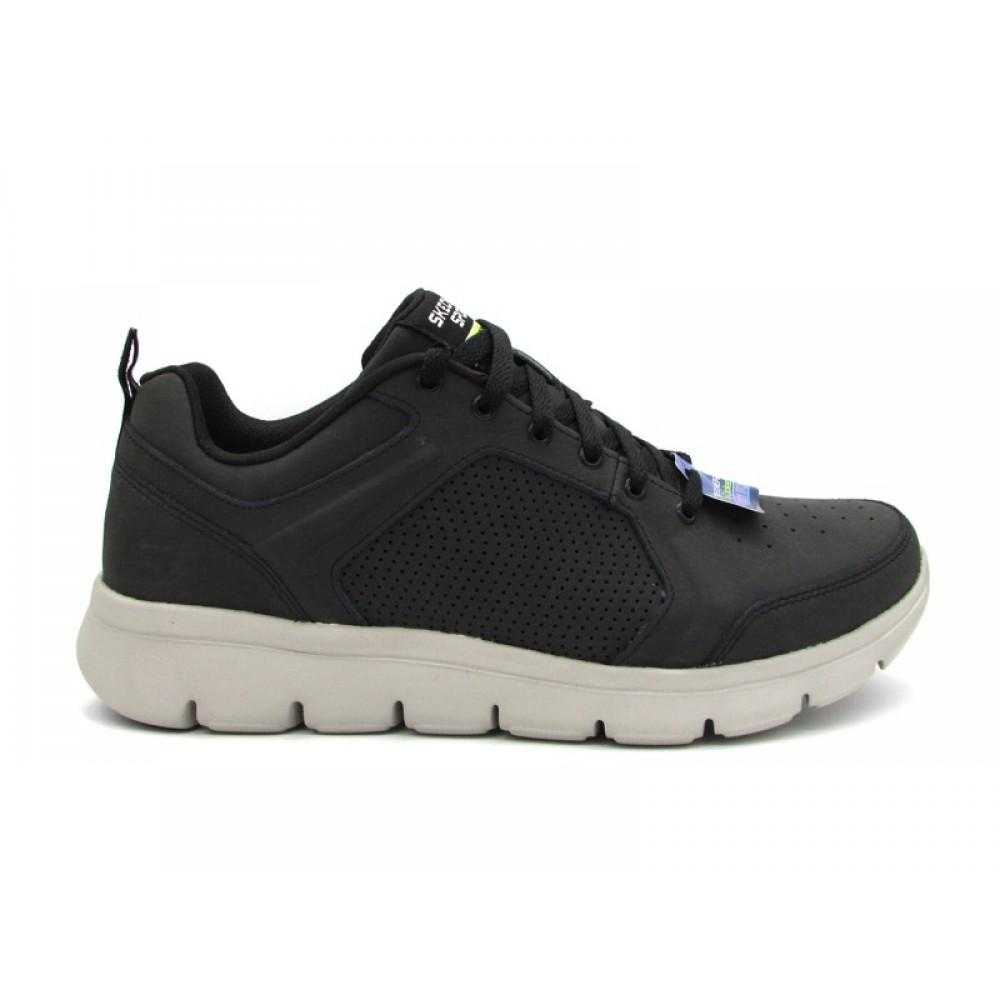 Skechers Marauder Sky JOLT Men Outdoor Sneaker Black 999840