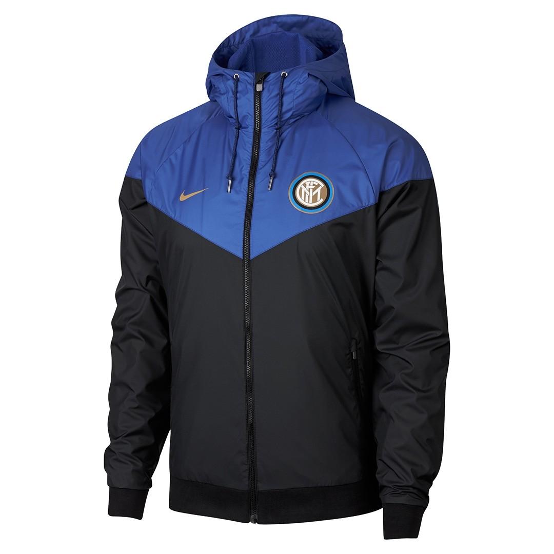 Latini Windrunner Nerazzurra Inter Giacca Sport 201819 Nike 4qa7w7