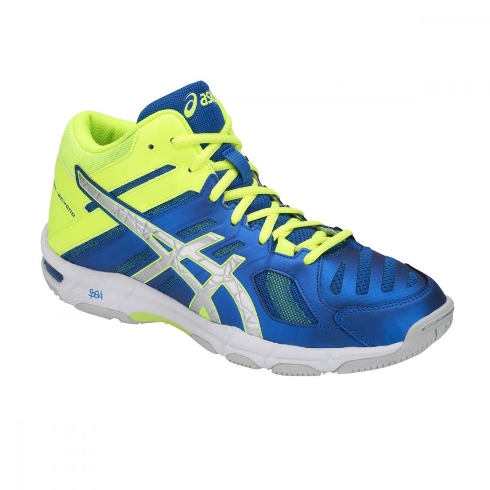 Uomo Scarpa Latini Mid Asics 5mt Wolley Gel Beyond Sport EAnqC
