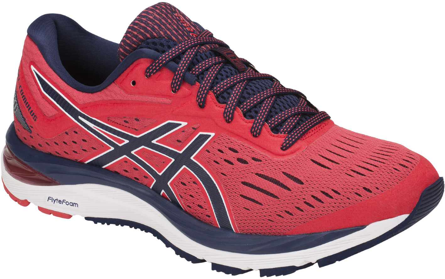 Latini Sport Shop ASICS SCARPA RUNNING UOMO GEL CUMULUS 20. In offerta!  asics Gel-Cumulus 20 Shoes Men Red Alert Peacoat 1920×1920  73ede38fc6d