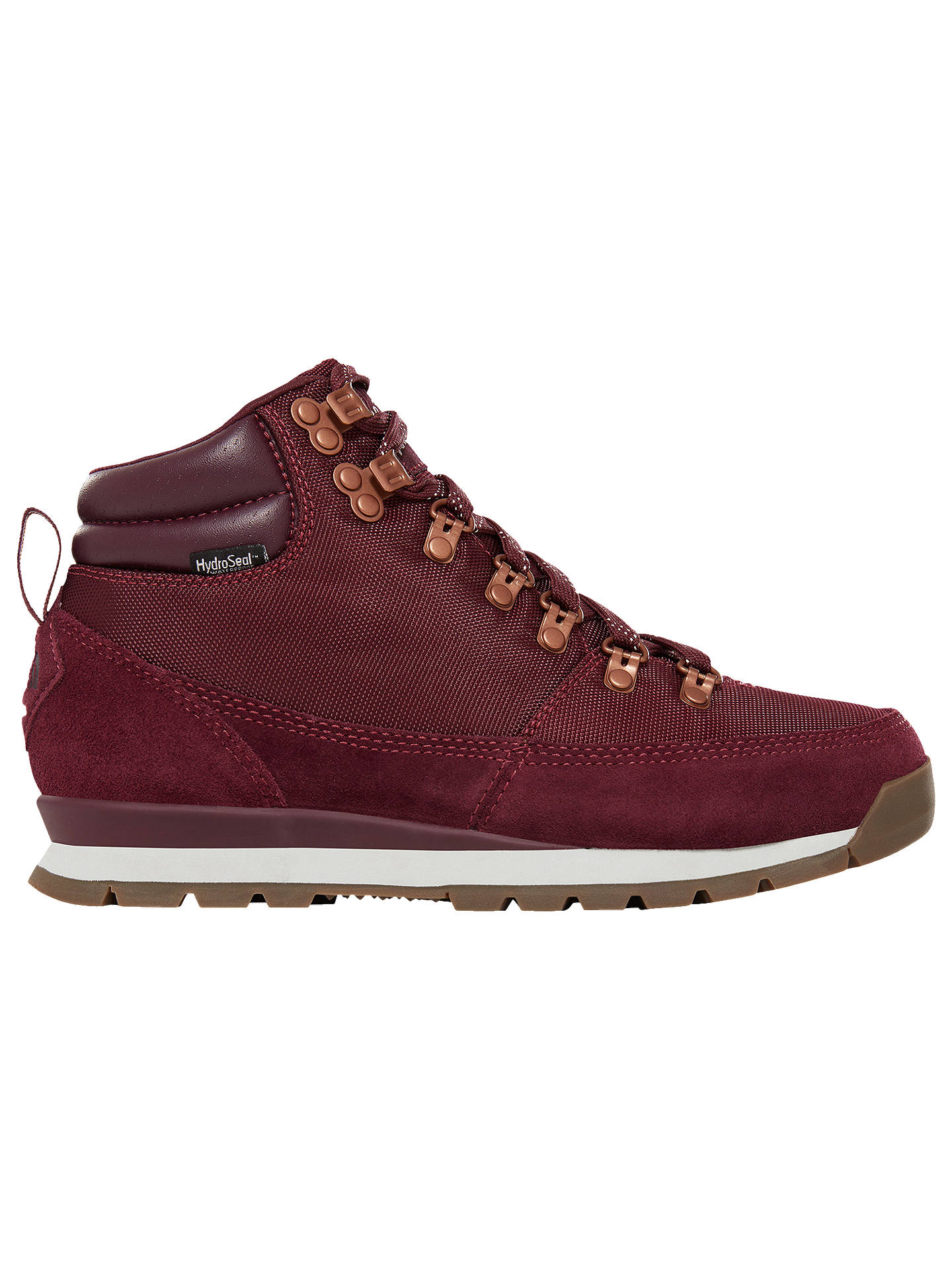 Stivaletti The North Face Bordeaux Back To Berkeley Redux